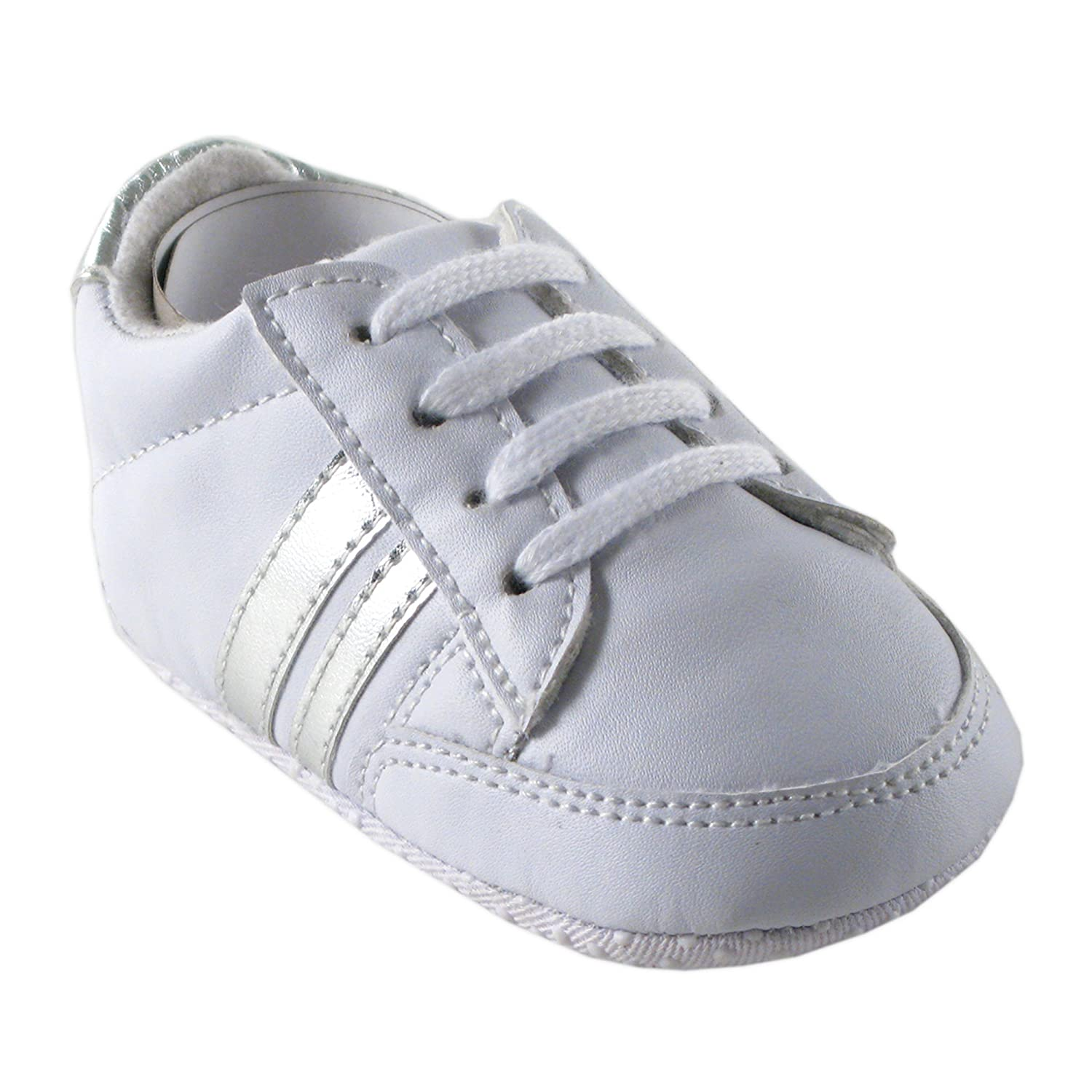 e1ee5ddb7 Luvable Friends Basic Stripe Casual Sneaker (Infant) Basic Stripe Sneaker -  K