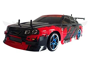 Flying Gadgets Remote Control Rc Momentum Driving Electric Drift