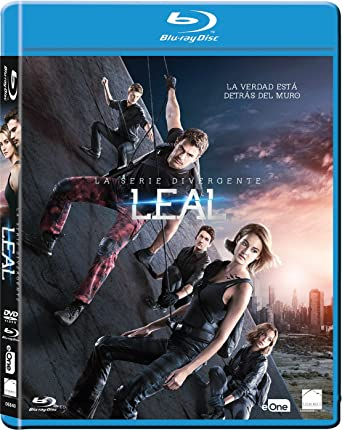 68e116b0ab La Serie Divergente: Leal [Blu-ray]: Amazon.es: Shailene Woodley ...