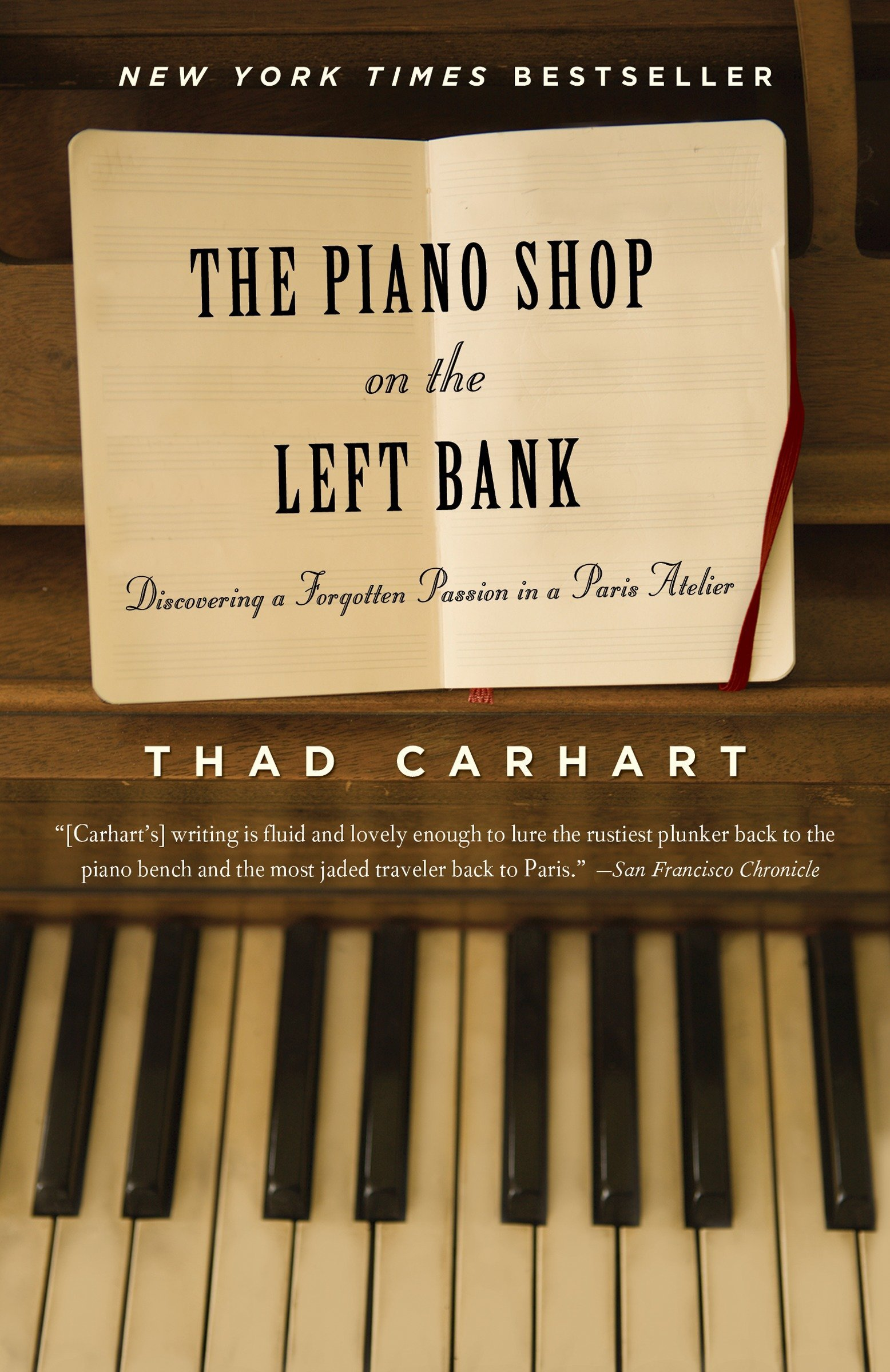 The Piano Shop On The Left Bank  Discovering A Forgotten Passion In A Paris Atelier