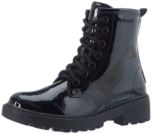 Geox Girls  J Casey K Combat Boots  Amazon.co.uk  Shoes   Bags ef69302caa7
