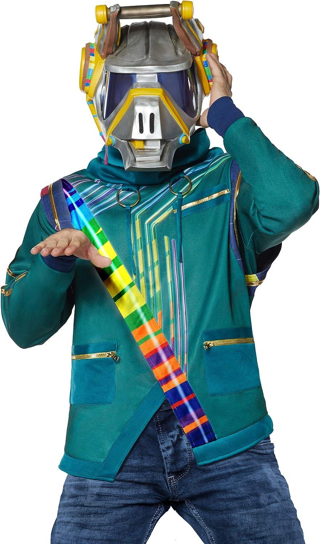 Disfraz de Fortnite de DJ Yonder de Spirit para adultos, con ...