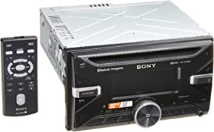 Sony WXGS920BH GS Series 2-DIN High Power CD Receiver