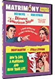 Matrimony Double Feature - Divorce American Style/How to Save a Marriage and Ruin your Life