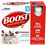 BOOST Original Meal Replacement Drink, Choc Latte, 24 x 237 ml