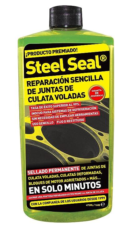 STEEL SEAL REPARADOR DE JUNTAS DE CULATA: Amazon.es: Coche y ...