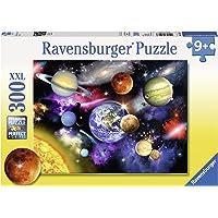 Ravensburger, Rompecabezas del Sistema Solar con 300 piezas