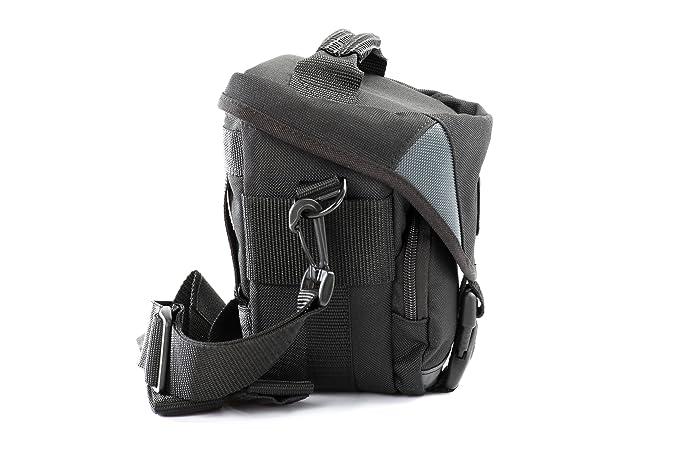 1258d4c64661b Tamrac 5514 Adventure Zoom Tasche 4 grau schwarz  Amazon.de  Kamera