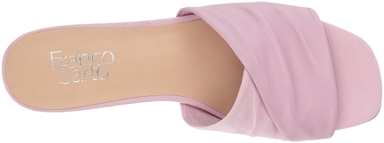 Franco Sarto Women's Frisco Slide US|Lavender Sandal B0771PZQJ1 12 B(M) US|Lavender Slide cbb474