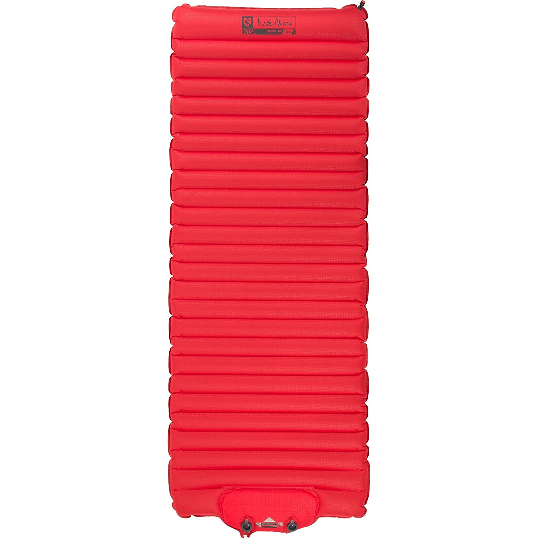 Nemo Cosmo Air Sleeping Pad ( Fire Red ) 20r B01LXYYM13