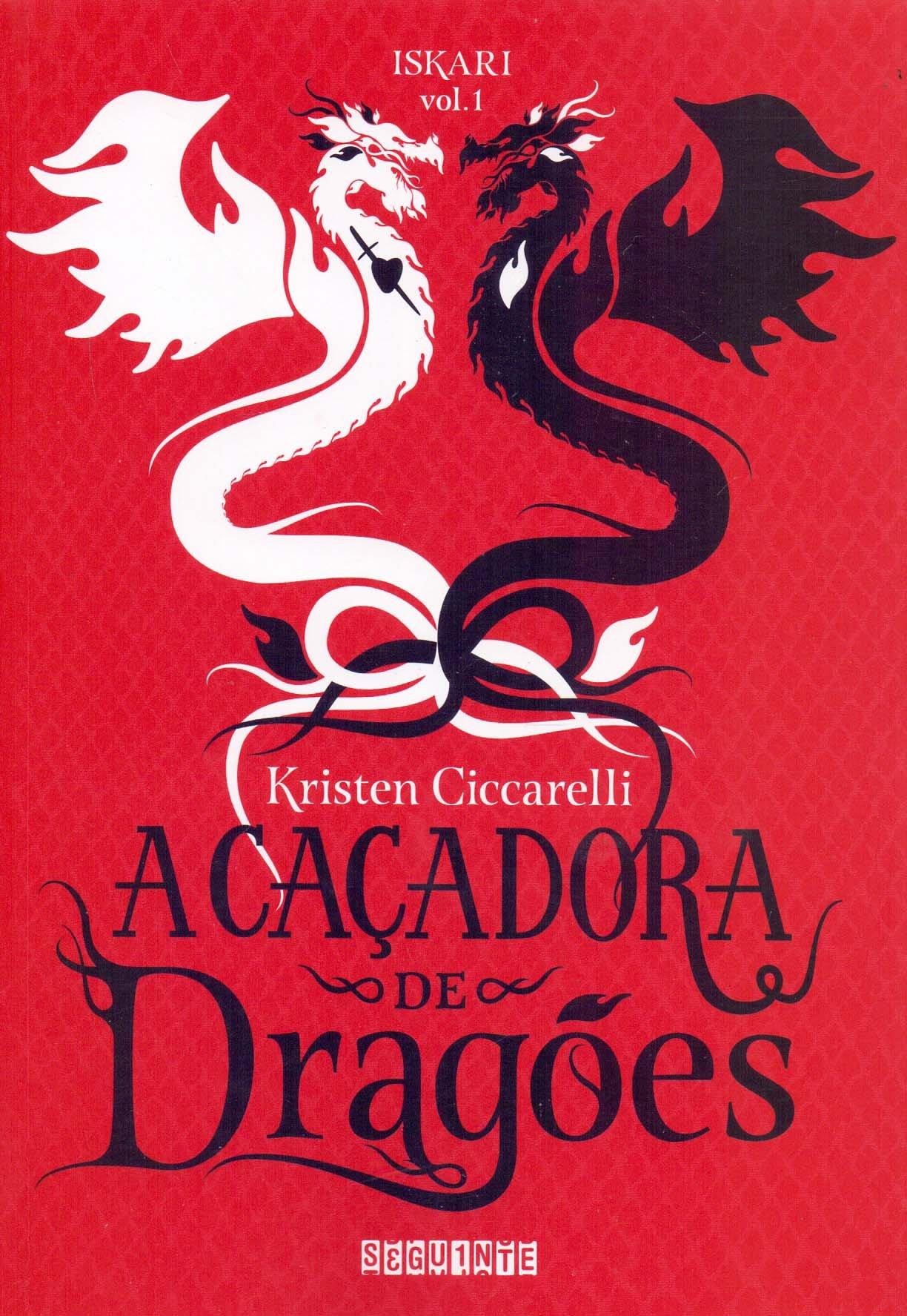 A caçadora de dragões: 1 - Livros na Amazon Brasil- 9788555340529