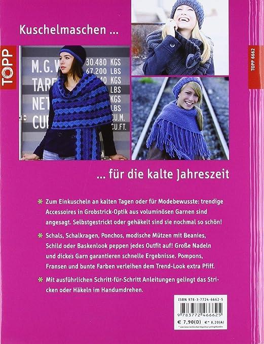Neue Schals, Mützen & Co: Schnell gehäkelt und gestrickt: Schnell ...