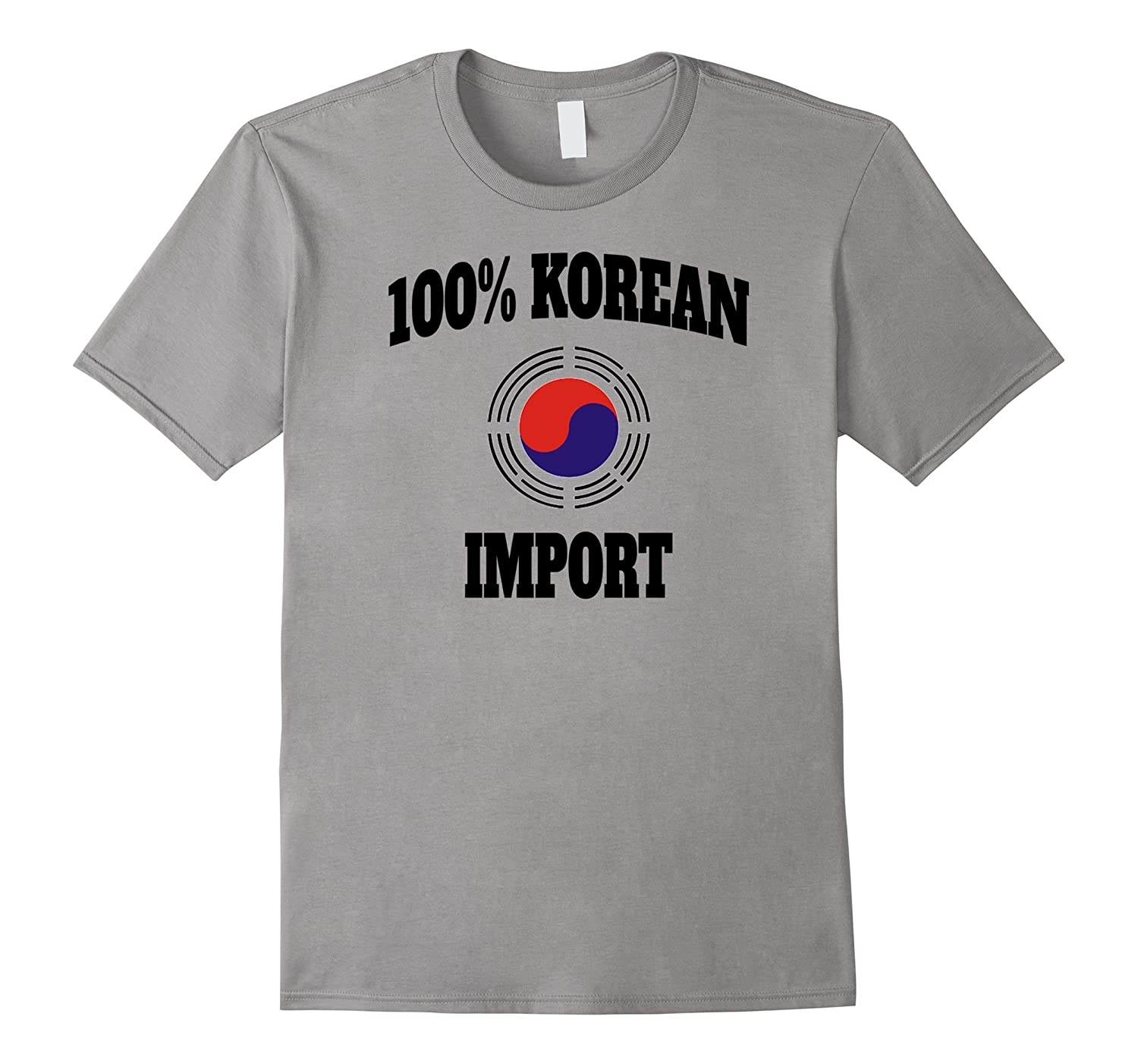 100  Korean Import Funny Korean American Shirt-PL