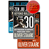 Zen Jiu Jitsu - Kindle Publishing Package: 30 Day Protocol + White to Blue + BJJ Over 40 (English Edition)