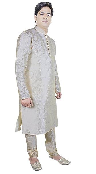 Camisa vintage pijama color beige manga larga seda vestidos wedding hombre: Amazon.es: Ropa y accesorios
