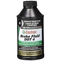 Deals on Castrol 12509 Dot 4 Brake Fluid 12 Oz