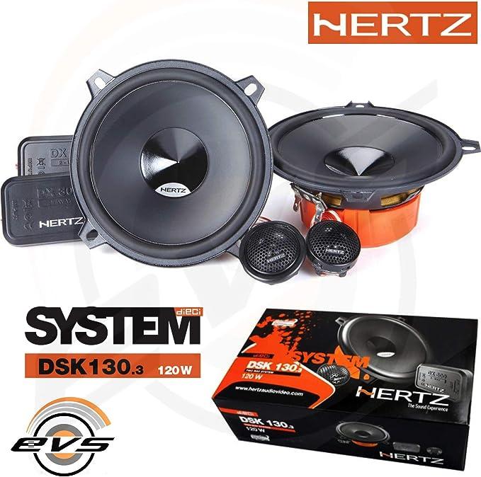Hertz Dsk 130 Lautsprecher Für Auto 120 W Elektronik