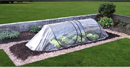 Fruhbeet Fruhbeettunnel Modular Pvc Amazon De Garten