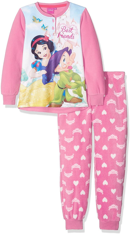 Disney HQ7312, Pelele para Dormir para Niñas, (Rosa 005), 104 cm: Amazon.es: Ropa y accesorios