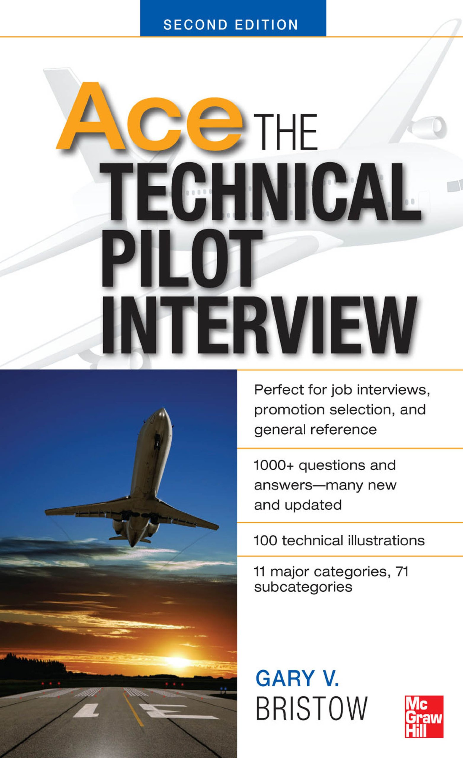 Ace The Technical Pilot Interview 2 E (English Edition)