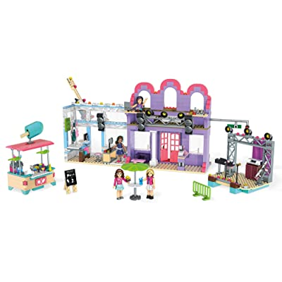 Mega Construx American Girl Outdoor Music Festival: Toys & Games
