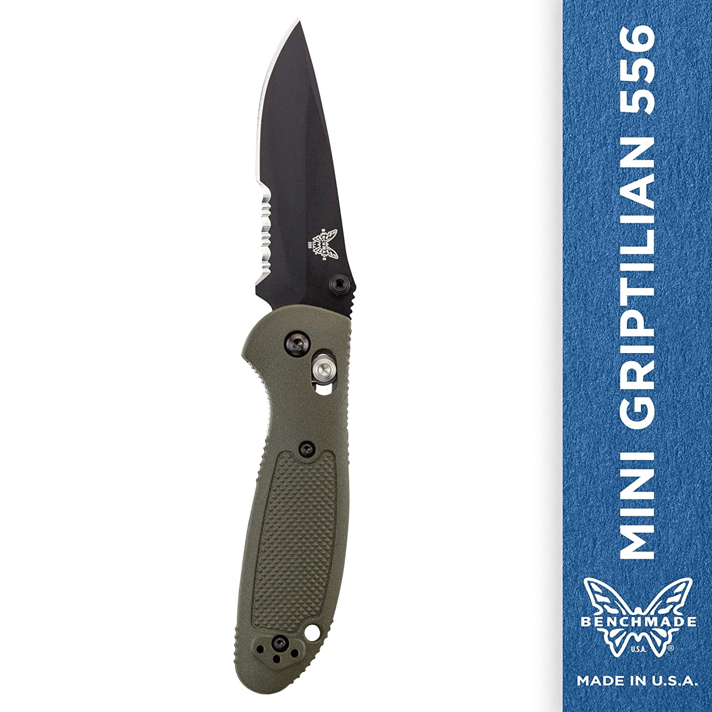 Benchmade - Mini Griptilian 556 Knife