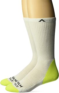 product image for Wigwam mens Journeyman Ultra-lightweight Crew Work Socks 2-pack
