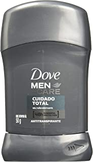 Antitranspirante Dove Men+Care Cuidado Total en barra 50 g