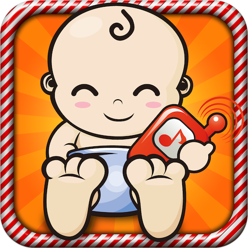Toy Phone Baby Game - Little One's First Baby Phone With Lots of Nursery Rhymes, Entertaining Sound Effects and Animation (Colourful Dial)