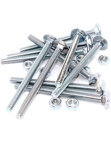 M 12 x 20 mm 12,9 aleaci/ón acero hexagonal con punta c/ónica dBA Hardware juego 5 piezas