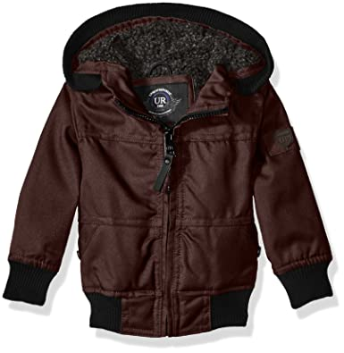224cc4bcf Amazon.com  Urban Republic Baby Boys  Infant Basllistic Bomber ...