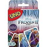 Mattel GKD76 UNO Disney Frozen II Card Game,Multi