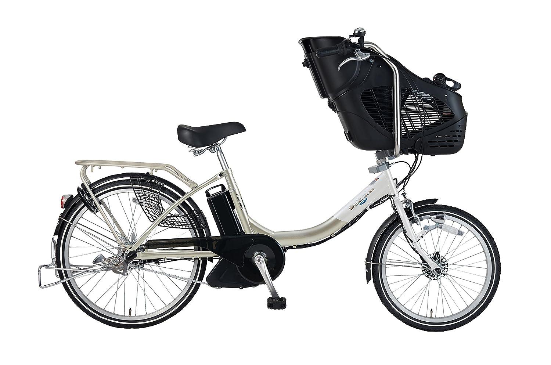 marukin(マルキン) 自転車 子供乗せ電動アシスト 20-22型 デリシアデュオHB B01CN5KQPIゴールド