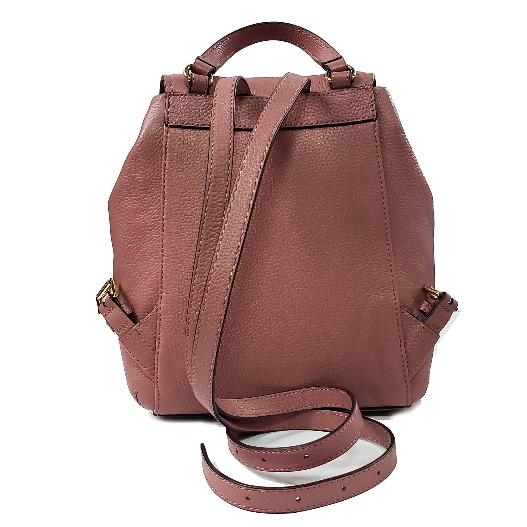 62f9f000d9f5 Michael Kors Riley MD Backpack Leather Rose (35F8GRLB2L) | Amazon
