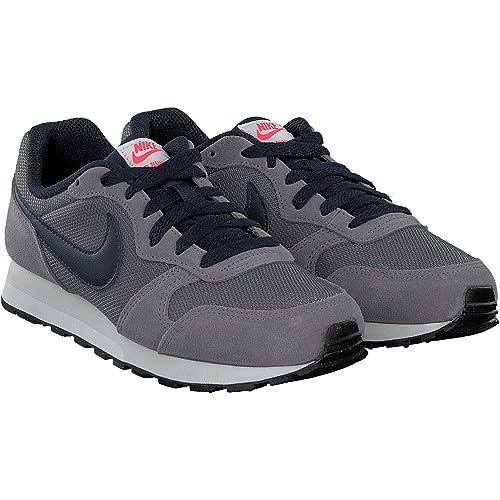827a1f8e0b NIKE Unisex Kids  Kinder Sneaker Md Runner 2 Low-Top