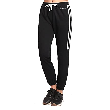 718c119bafacbc Ogeenier Womens Sweatpants Joggers Pants With Pockets,Soccer Training Track  Pants Workout Pants Sports Pants