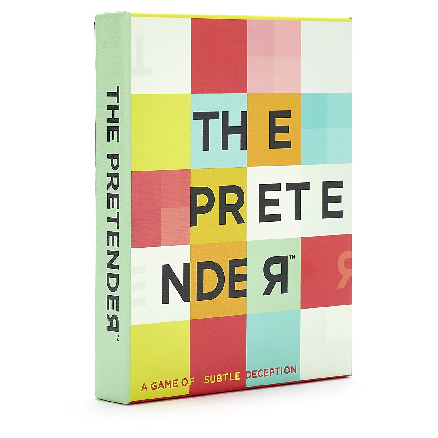 The Pretender: A hilarious party game of subtle deception Gamely