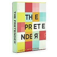 The Pretender: A hilarious party game of subtle deception