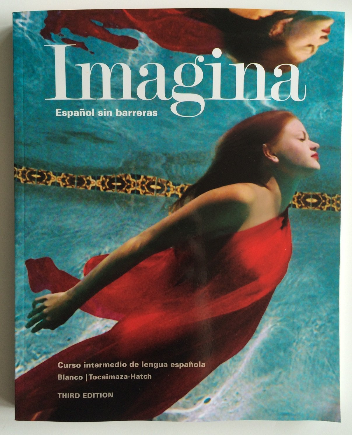 IMAGINA:ESPANOL SIN BARRERAS-PACKAGE: VHL: 9781626801035: Amazon.com: Books