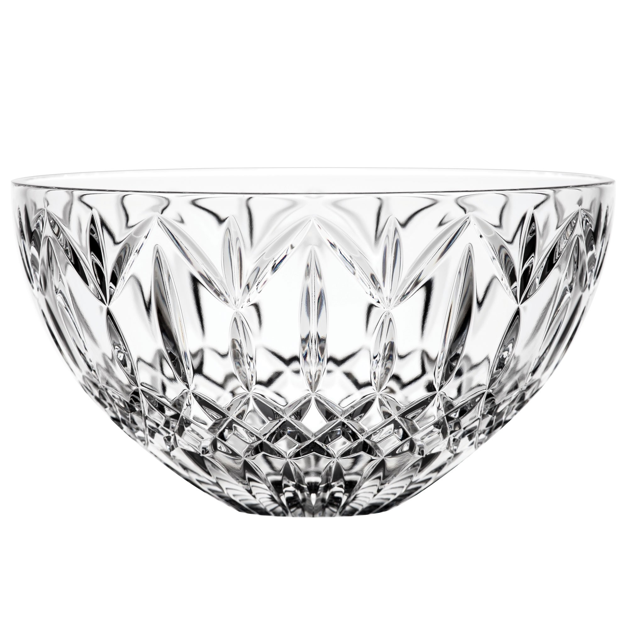 Waterford Crystal Heritage Bowl, 8''