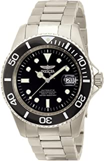 411d3a619d9 Amazon.com  Invicta Men s 3044 Stainless Steel Grand Diver Automatic ...