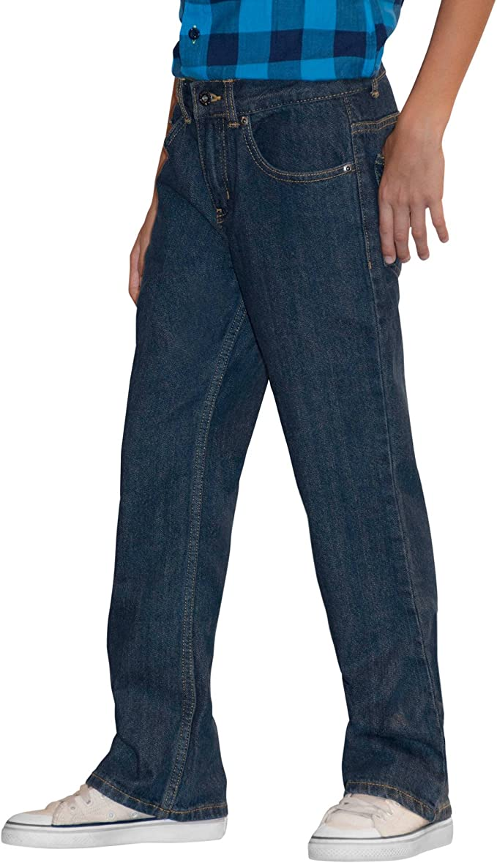 Mens Designer Style Life /& Glory Dark Blue Fade Jean Straight Leg 34 waist BASI