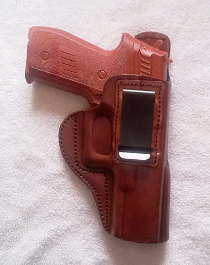 Tagua IPH-1157 Kahr PM45 Inside Pants Holster, Brown, Right Hand