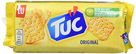 Tuc Crackers Original Galletas Saladas - 100 g: Amazon.es ...