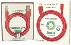 ravpower Cable charger for iPhone