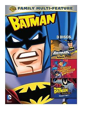 Dc Batman Fun 3-Pack 3 Dvd Edizione: Stati Uniti Italia: Amazon.es ...