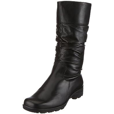 Semler Daniela Damen Halbschaft Stiefel  Amazon.de  Schuhe   Handtaschen 961054113f