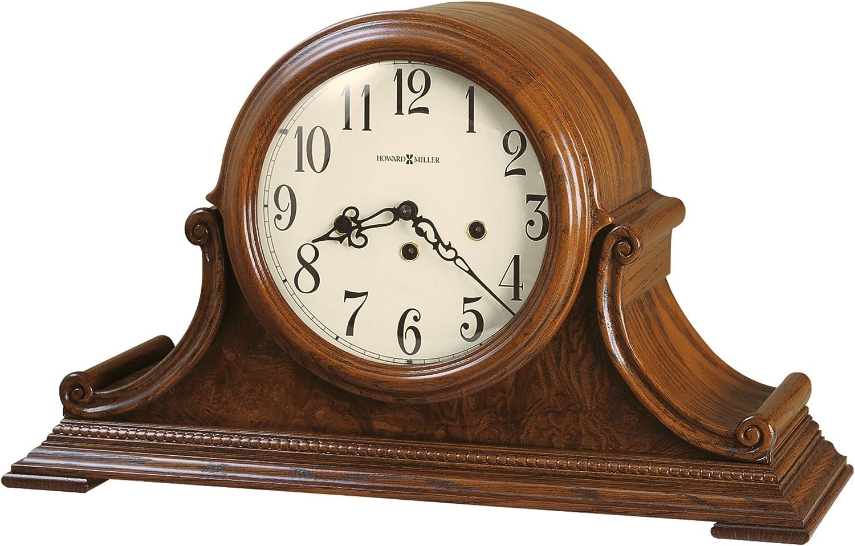 Howard Miller 630 – 222 Hadley Reloj de Mesa por: Amazon.es: Hogar