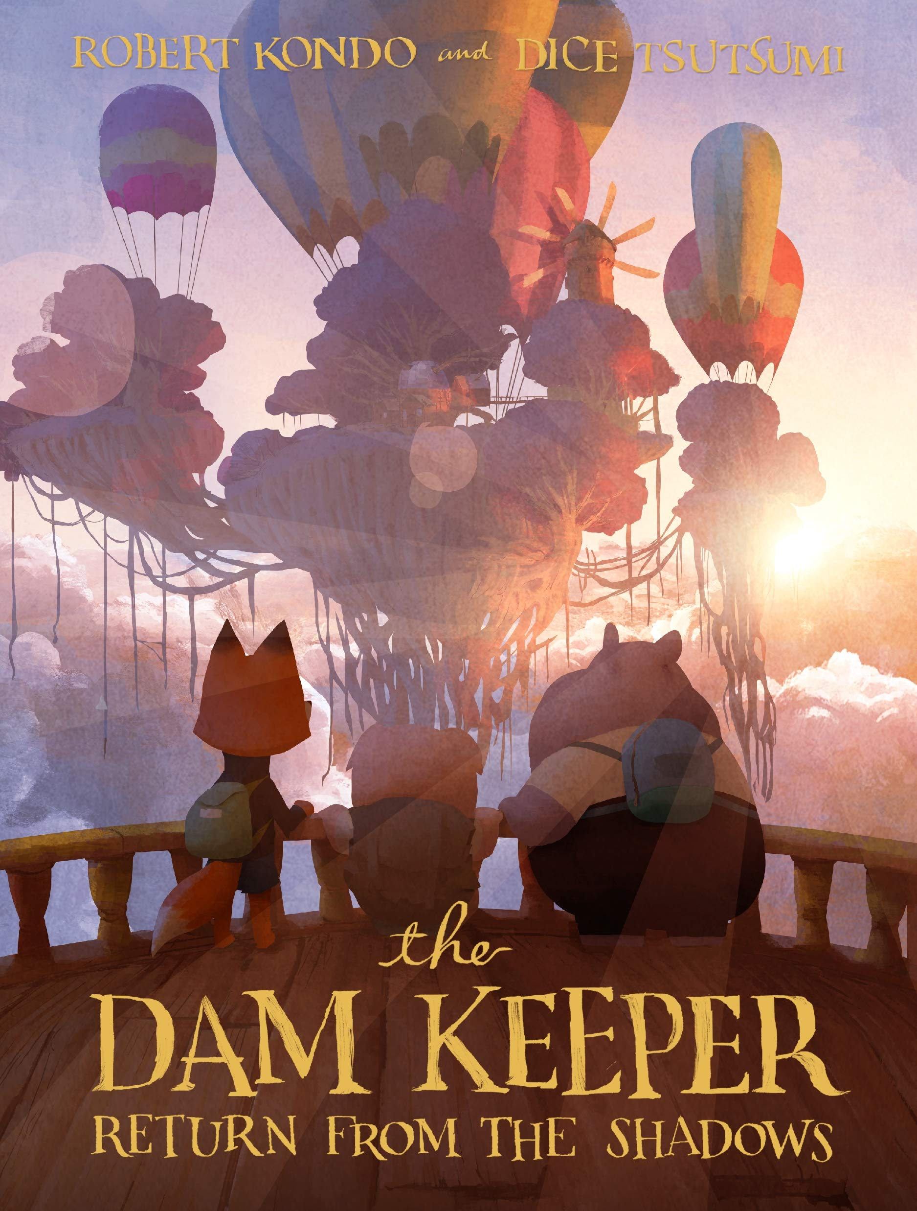The Dam Keeper: Return from the Shadows