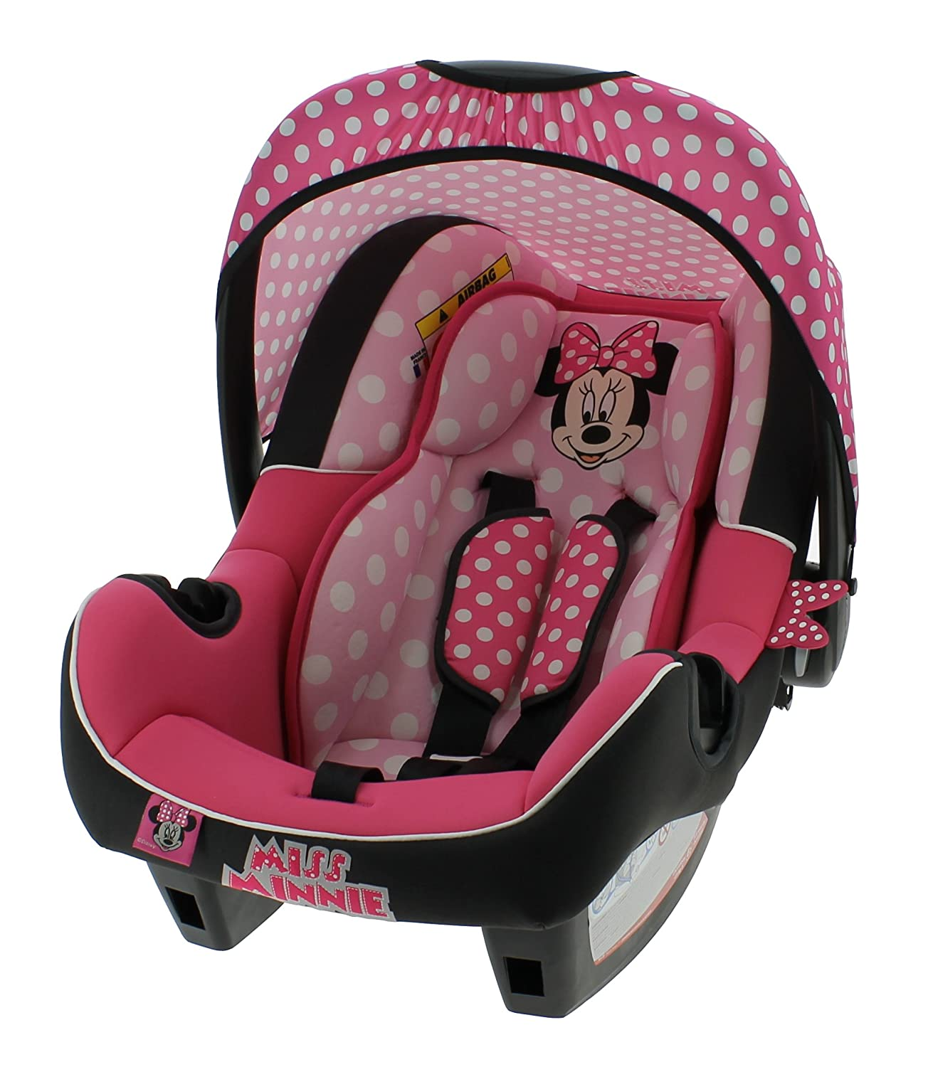 Disney Minnie Mouse Beone SP Infant Carrier Car Seat 496604